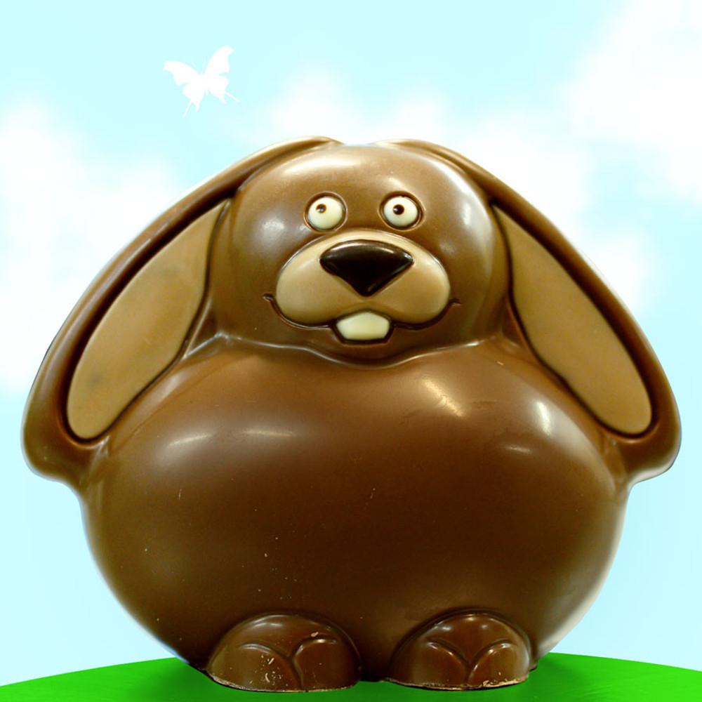 Chubby Bunny Milk chocolate
