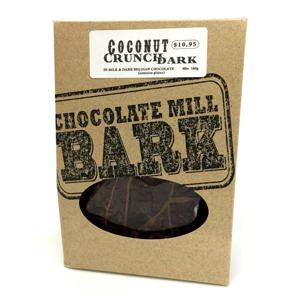 Dark Coconut Crunch