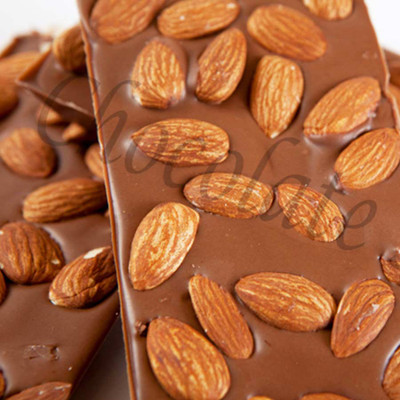 Almond Milk Chocolate Bar