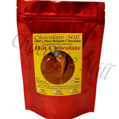 White Hot Chocolate (400g)