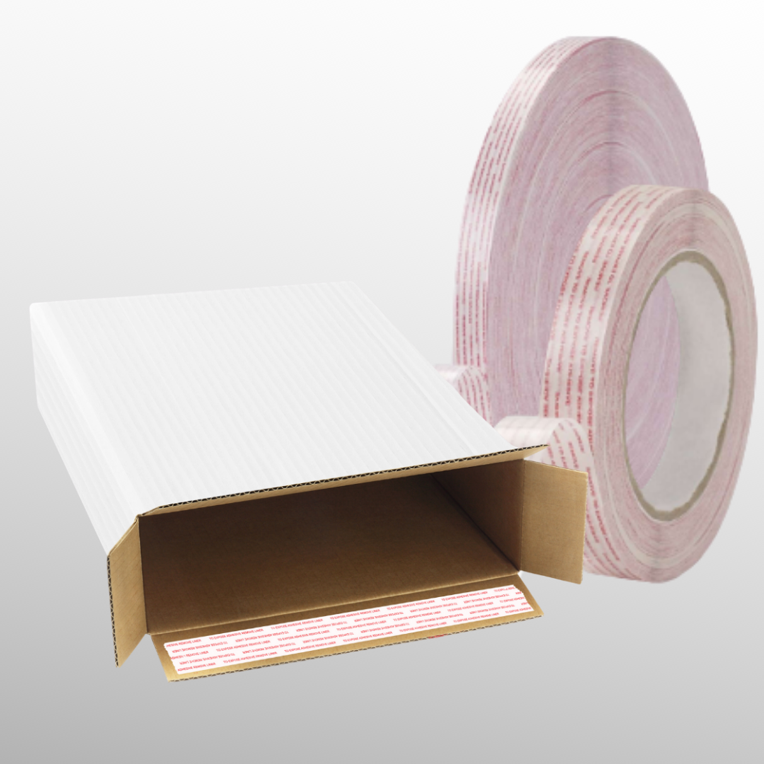 Secure Seal for Shipping Packages
