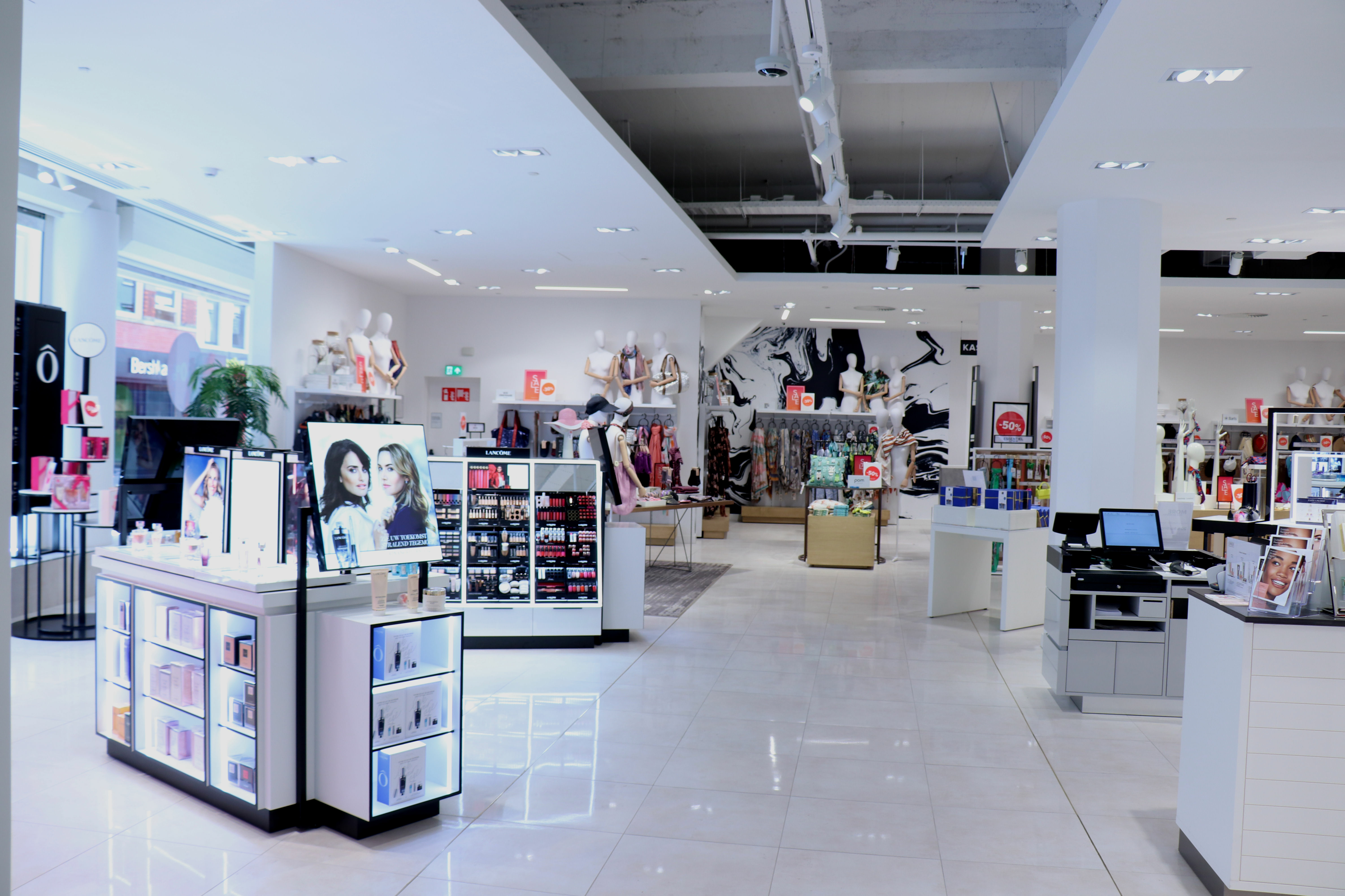 Retail Solutions to Combat COVID-19