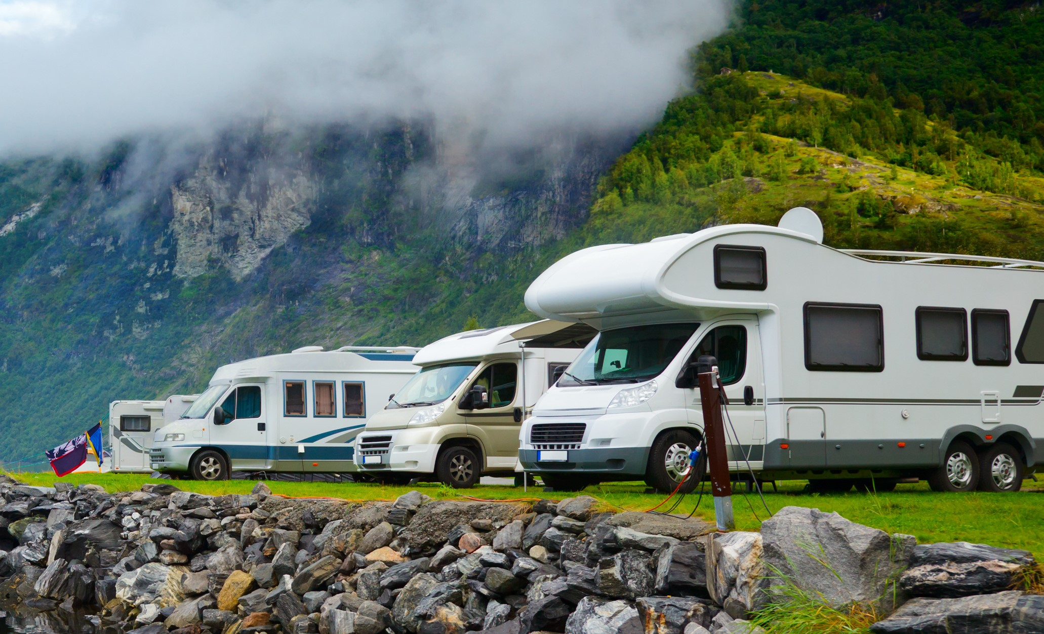 Tape Solutions for ​Manufacturing RV's
