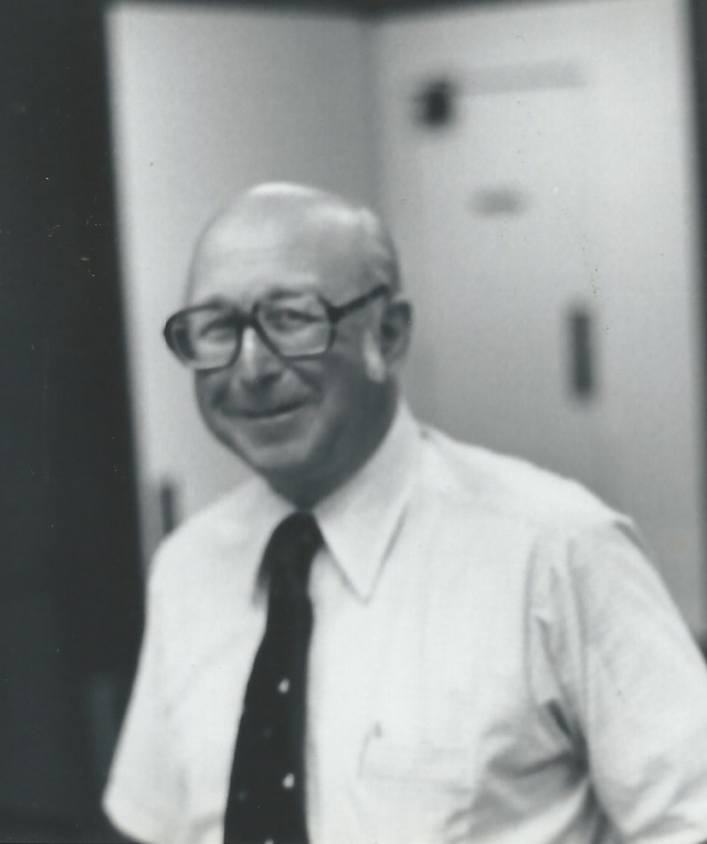 Portrait of Sid Furth