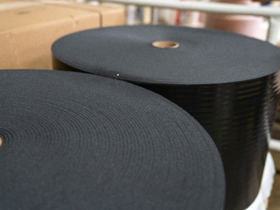 Tall rolls of duraco weather stripping tape