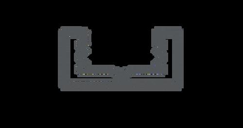 Shaw SVTRK Molding Track