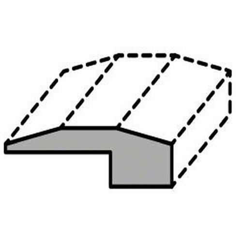 Shaw SCR18 Hardwood Threshold Carpet Reducer