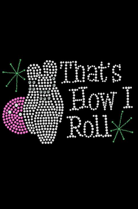 Bowling - That's How I Roll Tutu