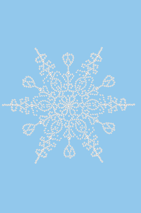 Extra Large Snowflake - Women's Tee