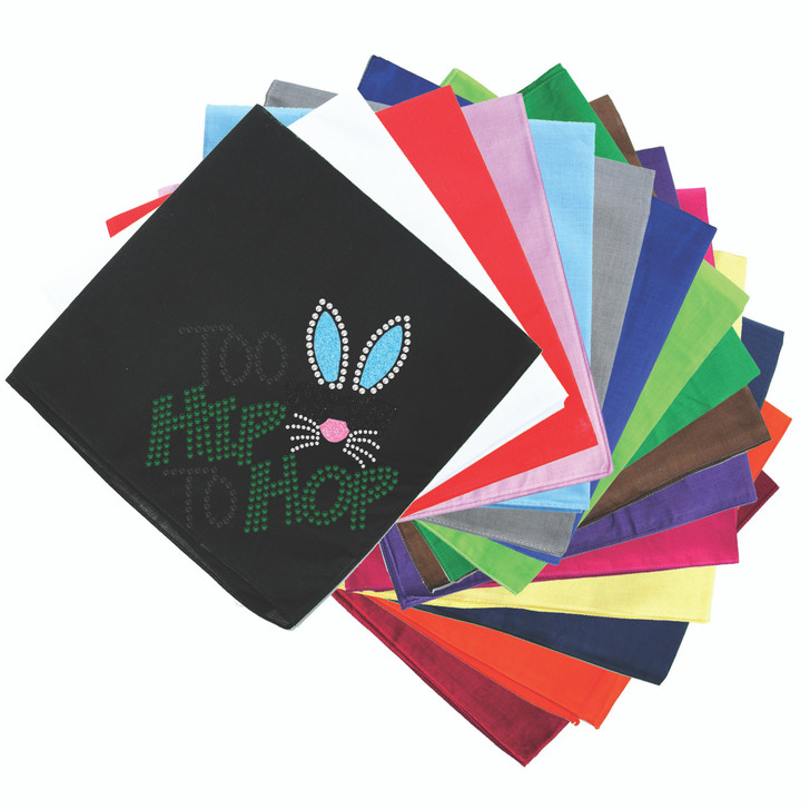 Too Hip to Hop - Bandanna