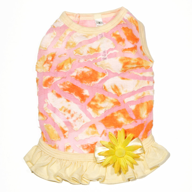 The Sunshine - Tie Dyed Dress