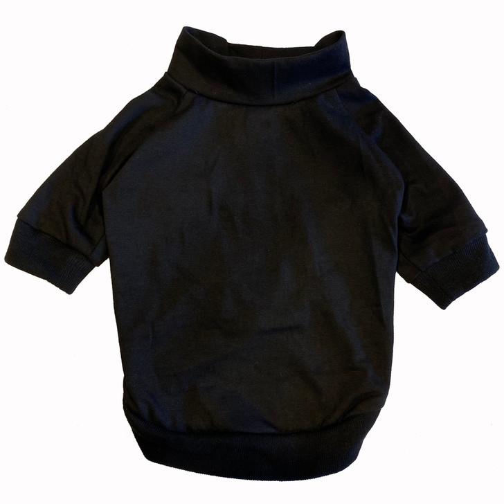 Black Long sleeve Turtleneck