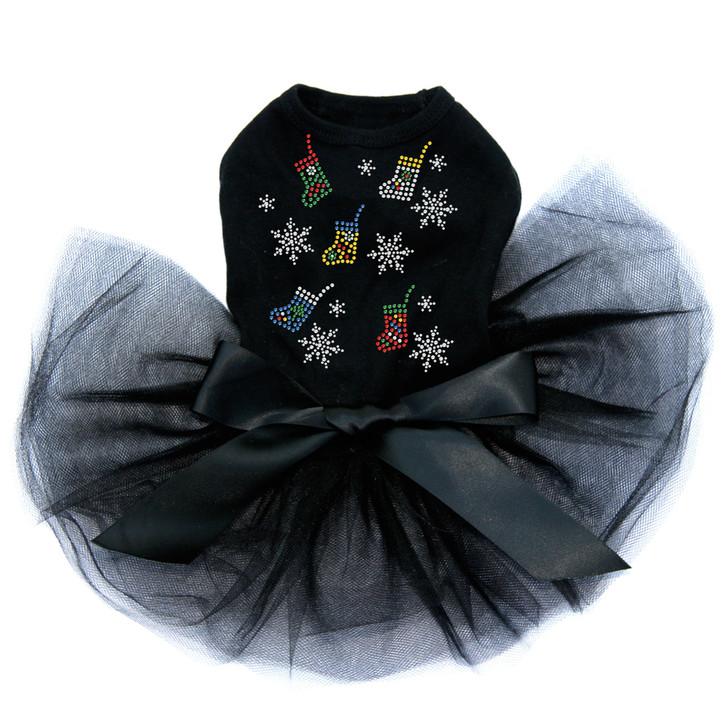 Stockings & Snowflakes - Tutu