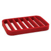 Norpro® Nonstick Silicone Roasting Rack in Red