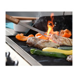"""Norpro® 19"""" Stainless Steel/Wood BBQ Fork"""