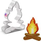 Ann Clark Campfire Cookie Cutter