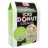 Too Good Gourmet 6 oz. Old Fashioned Glazed Iced Donut Cookies