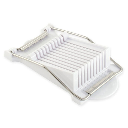 HIC Luncheon Meat Slicer in White