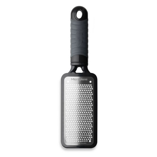 Microplane® Home Series Fine Paddle Grater in Grey