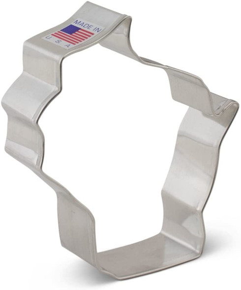 Ann Clark State of Wisconsin Cookie Cutter