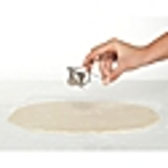 Mrs. Anderson's Baking® Stainless Steel Spring-Action Flour Duster