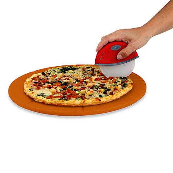 Dexas® Pizza Cutter in Red