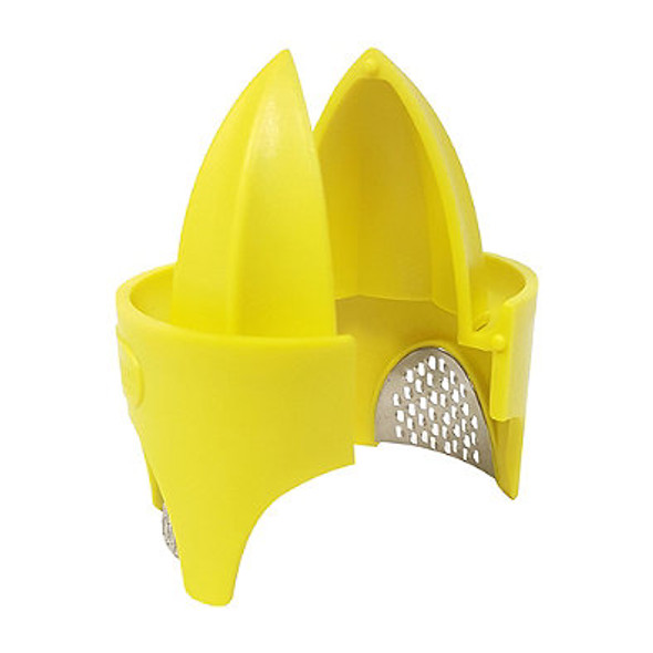Citrus Zester and Reamer in Yellow