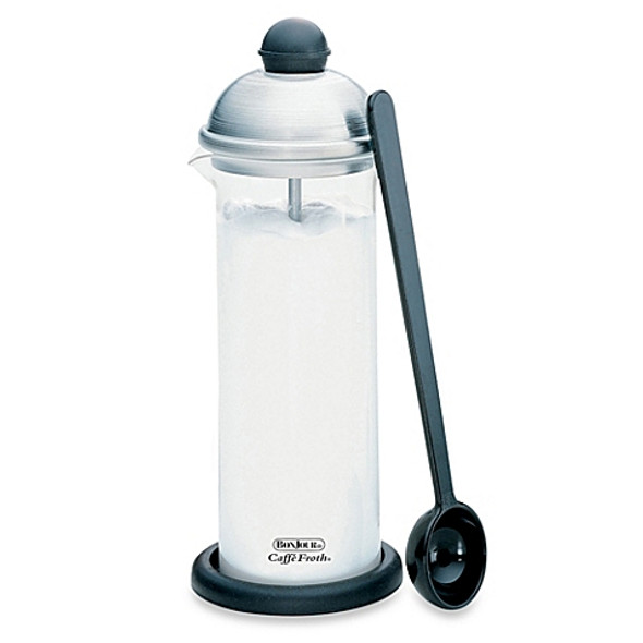 BonJour® Caffe Froth® Monet Manual Milk Frother