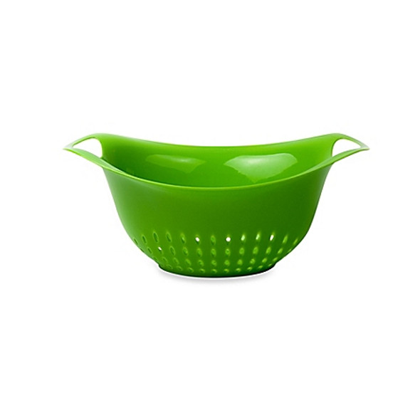 Architec® Gripper™ 4 qt. Colander in Green