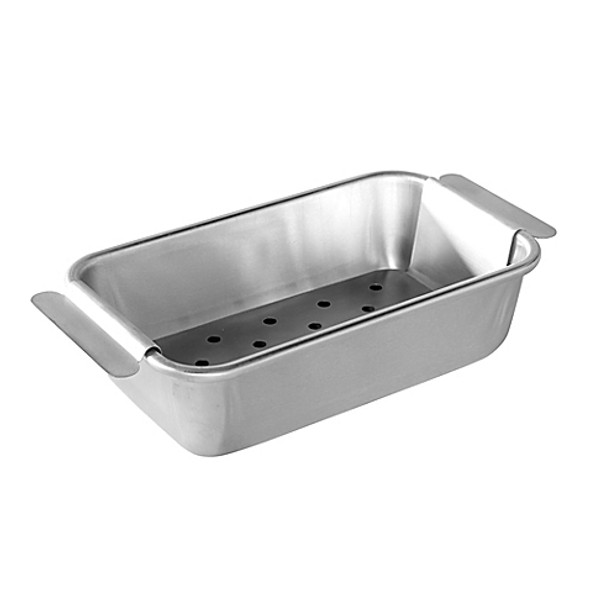 Nordic Ware® 6-Inch x 11.5-Inch Aluminum Meat Loaf Pan