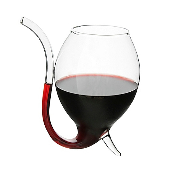 Oenophilia Stemless Wino Sippers (Set of 2)