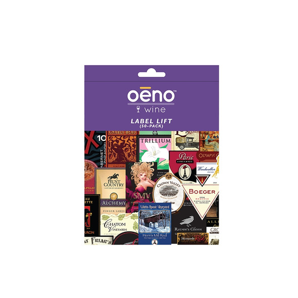 Oenophilia Wine Label Remover (Pack of 50)