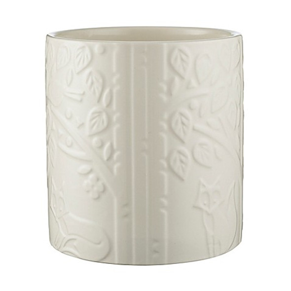 Mason Cash® In the Forest Utensil Holder in Cream
