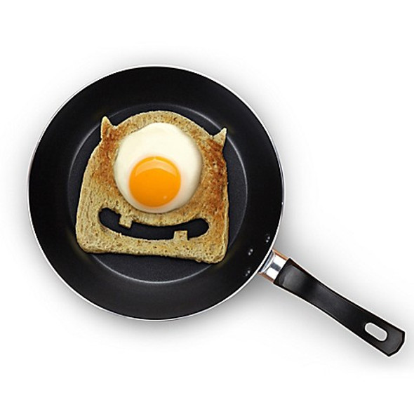 Fred & Friends® Egg Monster Bread Cutter