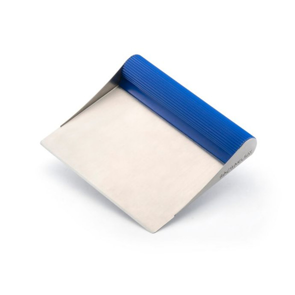 Rachael Ray™ Stainless Steel Bench Scrape in Blue