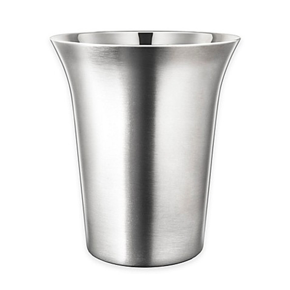 Final Touch® 8 oz. Double-Wall Coffee Cup in Stainless Steel
