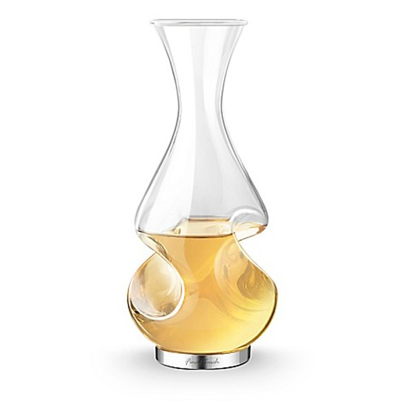 Final Touch 12.75-Ounce Conundrum Aerating Decanter