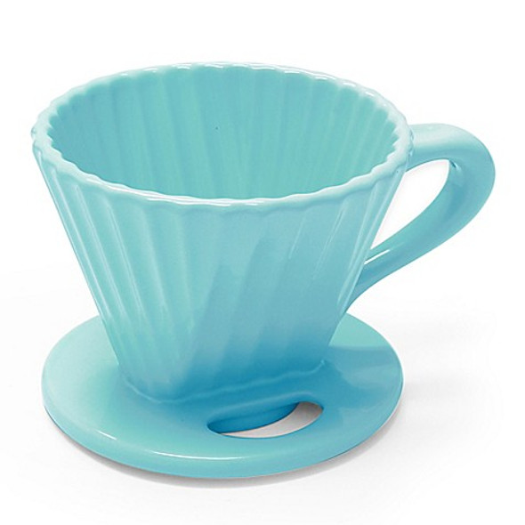 Chantal® 8 oz. Lotus Ceramic Filter in Aqua