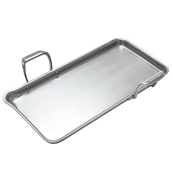 Chantal® Induction 21 Steel™ 19-Inch x 9.5-Inch Griddle