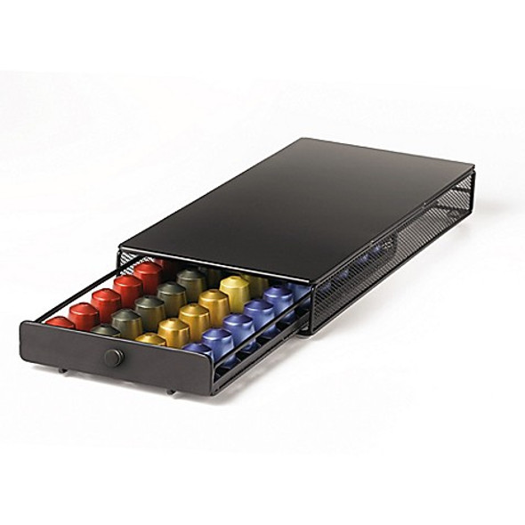 Nifty Solutions Capsule Storage Drawer in Black