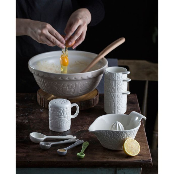 Mason Cash® In the Forest 3-Piece Measuring Cups Set in Cream