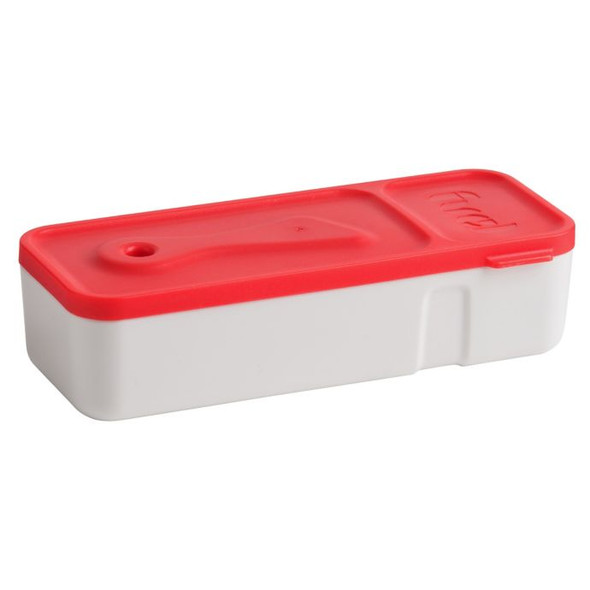 Trudeau® Fuel Snack 'n Dip Container in Watermelon
