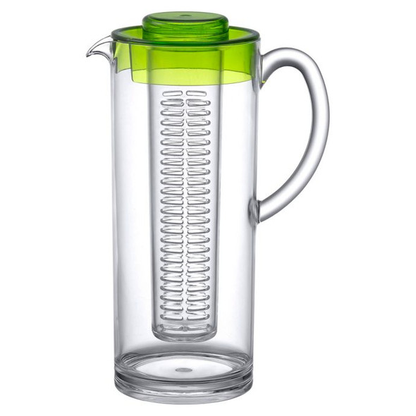 Prodyne 60 oz. Fruit Infusion Pitcher in Green