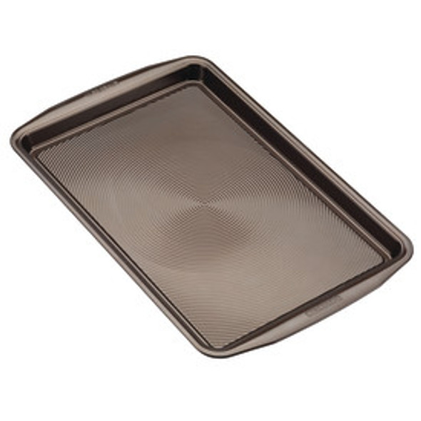 Circulon® Total Non-Stick 11-Inch x 17-Inch Baking Pan in Chocolate