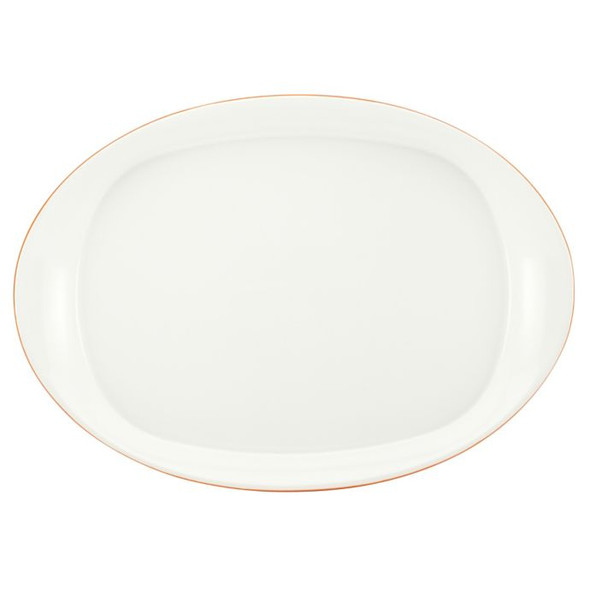 Rachel Ray™ Oval Serving Platter in Red