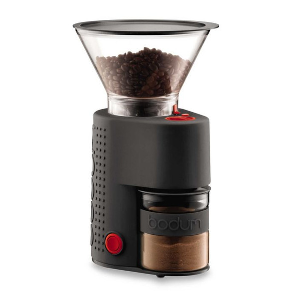 Bodum® Bistro Electric Burr Coffee Grinder in Black
