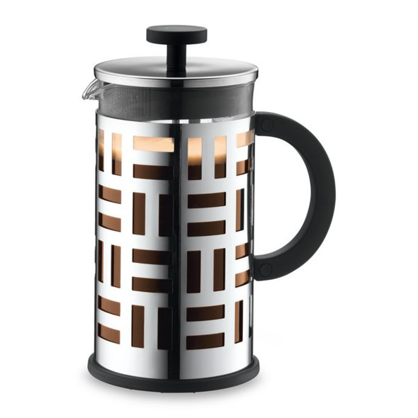 Bodum® Eileen 8-Cup French Press Coffee Maker in Chrome