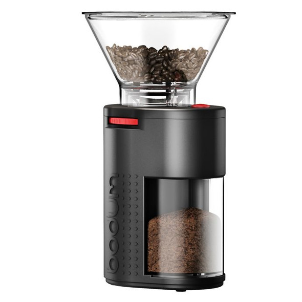 Bodum® Bistro Electric Burr Grinder in Black