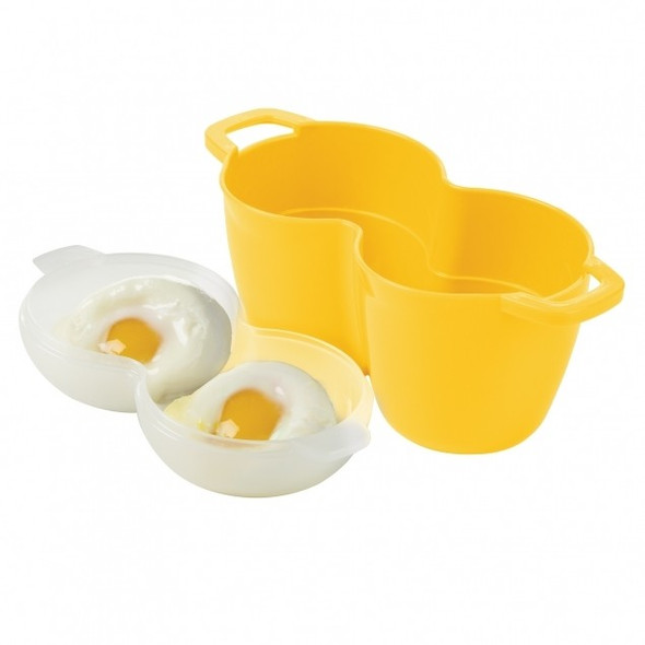Prep Solutions Microwave Poach Perfect in Yellow