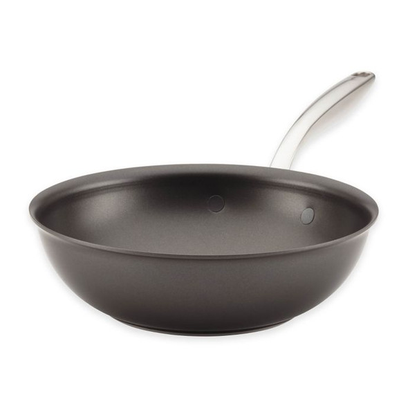 Breville® Thermal Pro™ Hard Anodized Nonstick 10-Inch Stir Fry Pan